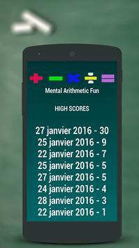 Arithmetic Math Games for kids screenshot 6