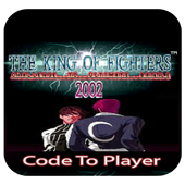 Game code for King of Fighter 2002 icon