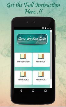 Dance Workout Guide apk screenshot