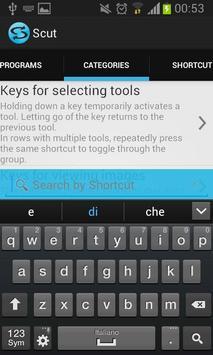 ShortCuts apk screenshot