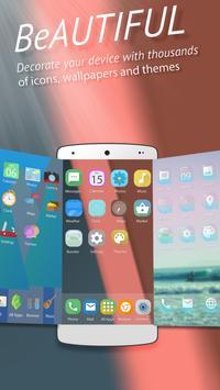 Be Launcher - Themes,Wallpaper apk screenshot