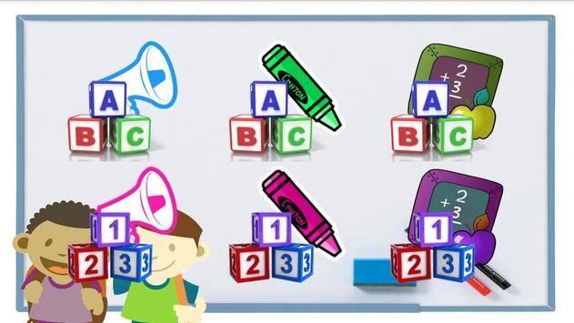 Ayo Belajar Huruf dan Angka screenshot 13