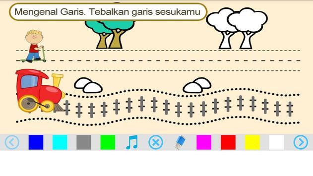 Ayo Belajar Huruf dan Angka screenshot 10