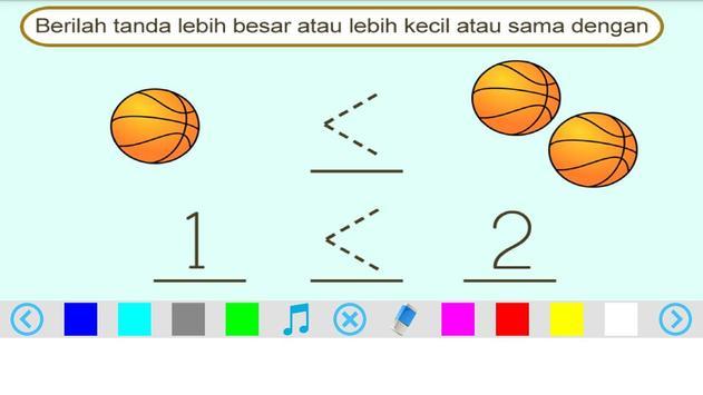 Ayo Belajar Huruf dan Angka screenshot 11
