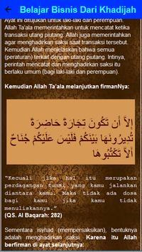 Belajar Bisnis Dari Siti Khadijah screenshot 4