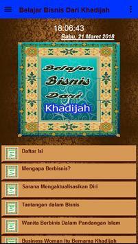 Belajar Bisnis Dari Siti Khadijah poster