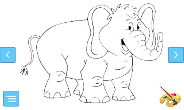 Coloring Animals for Kids apk screenshot