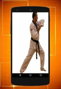 Learn Taekwondo screenshot 1