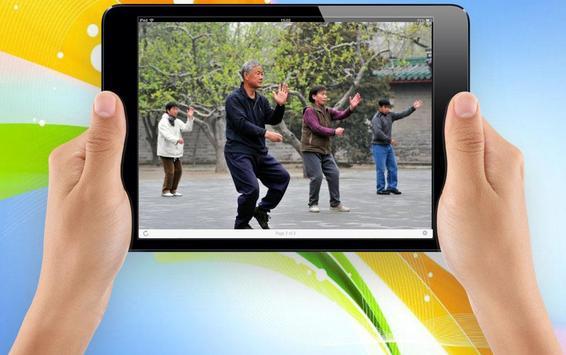 Learning Tai Chi Basic Technique screenshot 2