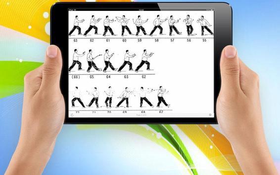 Learning Tai Chi Basic Technique screenshot 3