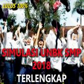 SIMULASI KOMPUTER UNBK SMP 2018 LENGKAP icon