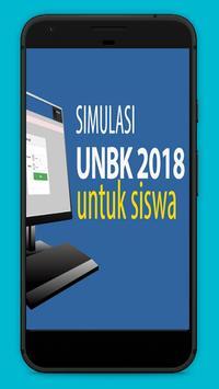 SIMULASI KOMPUTER UNBK SMP 2018 LENGKAP screenshot 3