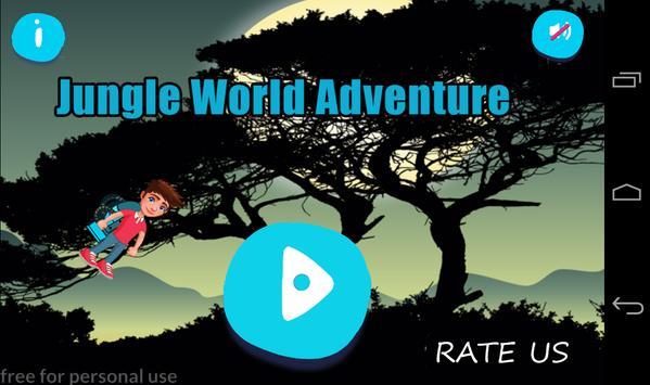 Jungle World Adventure apk screenshot
