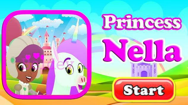Princess Nella The Courageous Knight poster