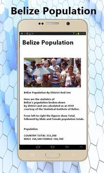 Belize map screenshot 1