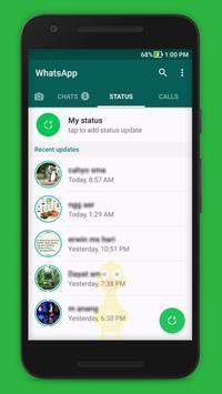 Free WhatsApp Messenger 2017 Advice screenshot 1