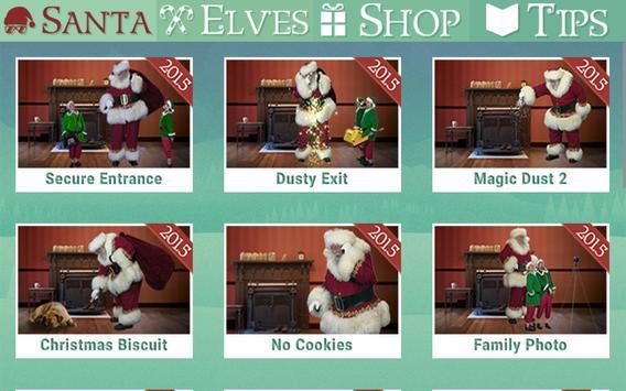 Santa Spy Cam apk screenshot