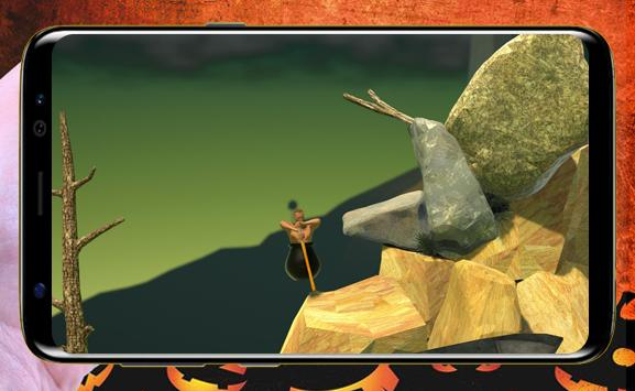 Guide Getting Over It New screenshot 1