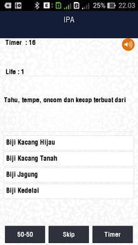 Ranking 1 (Satu) apk screenshot