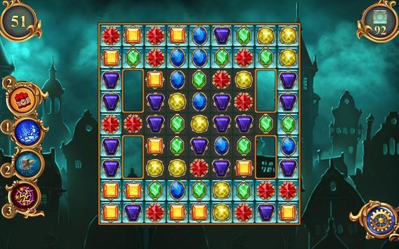 クロックメーカーマッチ3 apk スクリーンショット