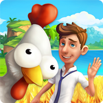 APK Funky Bay - Farm & Adventure game