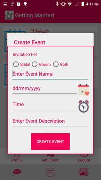 Wedding Planner apk screenshot