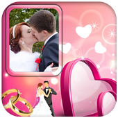 Anniversary Dual Photo Frame icon