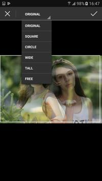 Blend Picture Collage Editor screenshot 2