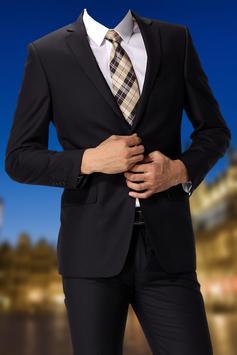 Business Man Suit poster