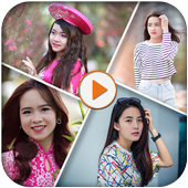 Photo to Video Collage Maker icon