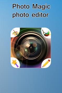 Photo Magic Photo Editor poster