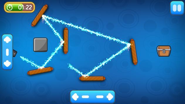 Laser Trick screenshot 1