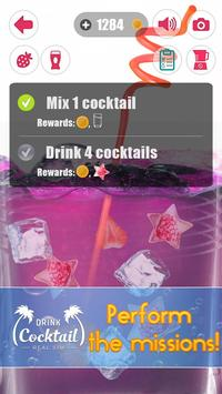 Drink Cocktail Real Sim screenshot 4