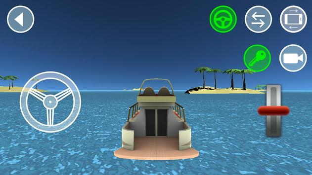 Driving Boat Simulator apk screenshot