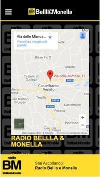 Radio BELLLA E MONELLA screenshot 3