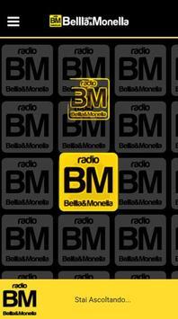 Radio BELLLA E MONELLA screenshot 4
