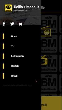 Radio BELLLA E MONELLA screenshot 5