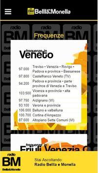 Radio BELLLA E MONELLA screenshot 6