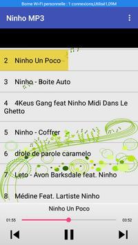 NINHO - UN PACCO CHANSONS MP3 screenshot 1