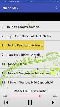 NINHO - UN PACCO CHANSONS MP3 screenshot 2