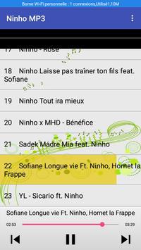 NINHO - UN PACCO CHANSONS MP3 screenshot 3