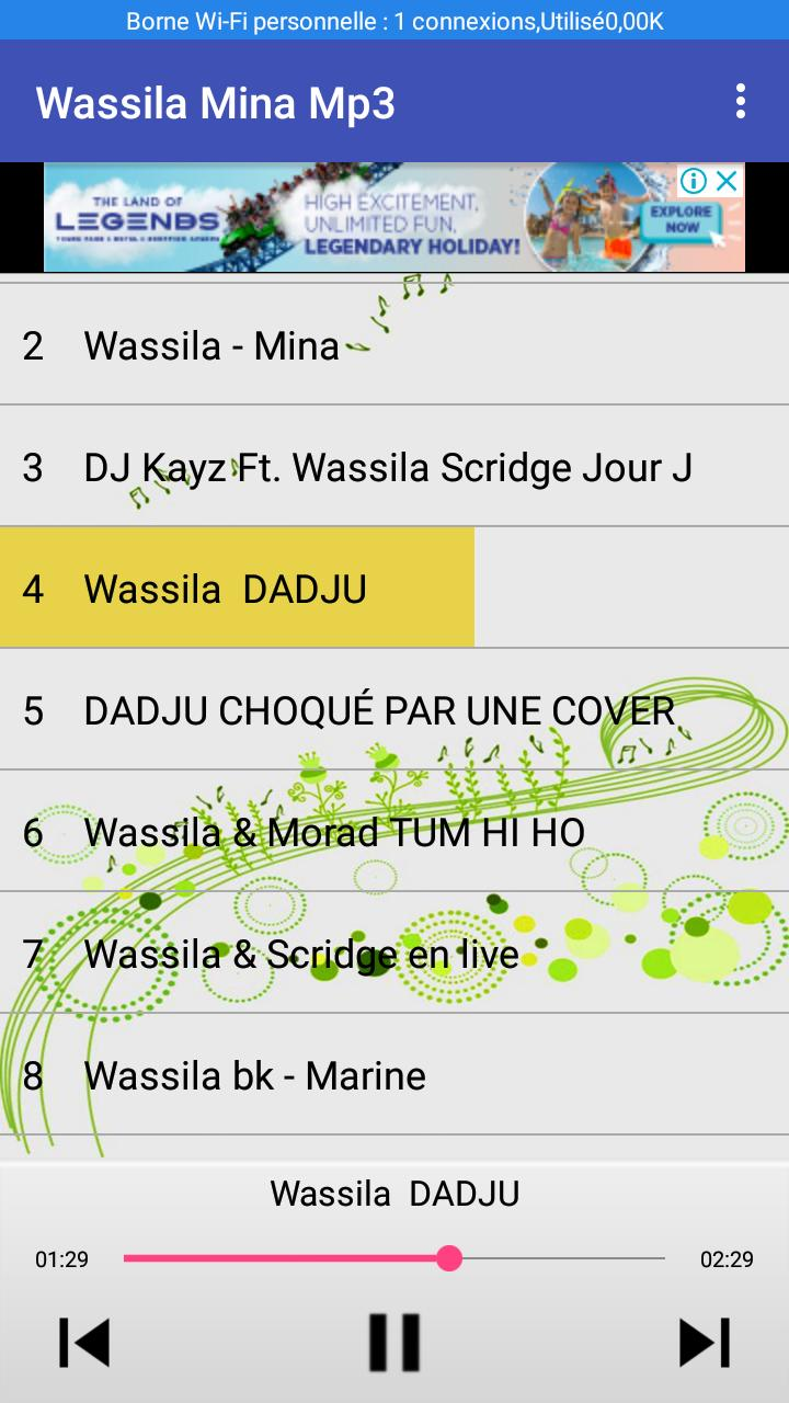 TÉLÉCHARGER MUSIC OUSSAMA WASSILA MP3