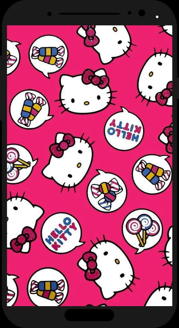 Hello Kitty Wallpaper Free Love And Backgrounds For Android Apk Download