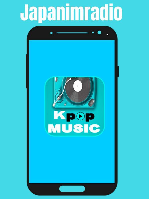 kpop music app K-POP Korean Music Radio Stations for Android
