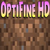 OptiFine HD Mod for Minecraft icon
