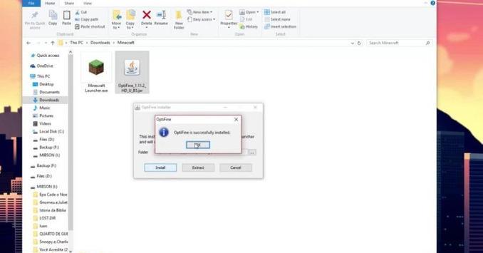 OptiFine HD Mod for Minecraft screenshot 3