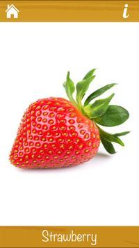 Smart Kids - Learn Fruits and Vegetables apk screenshot