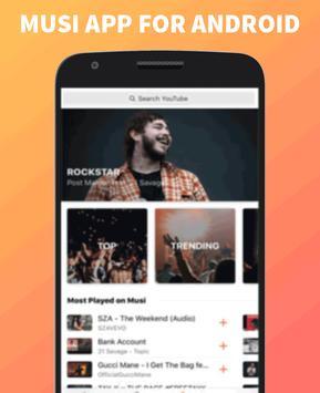 Musi App Free screenshot 1