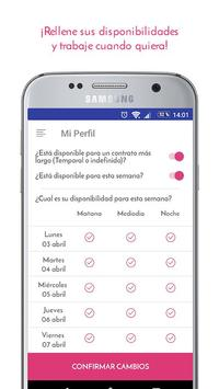 BeMyExtra apk screenshot