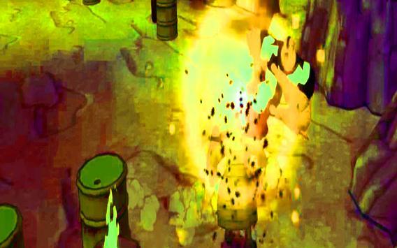 Ultimate Benny Hero Alien apk screenshot